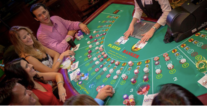 Are you interested in playing online baccarat?