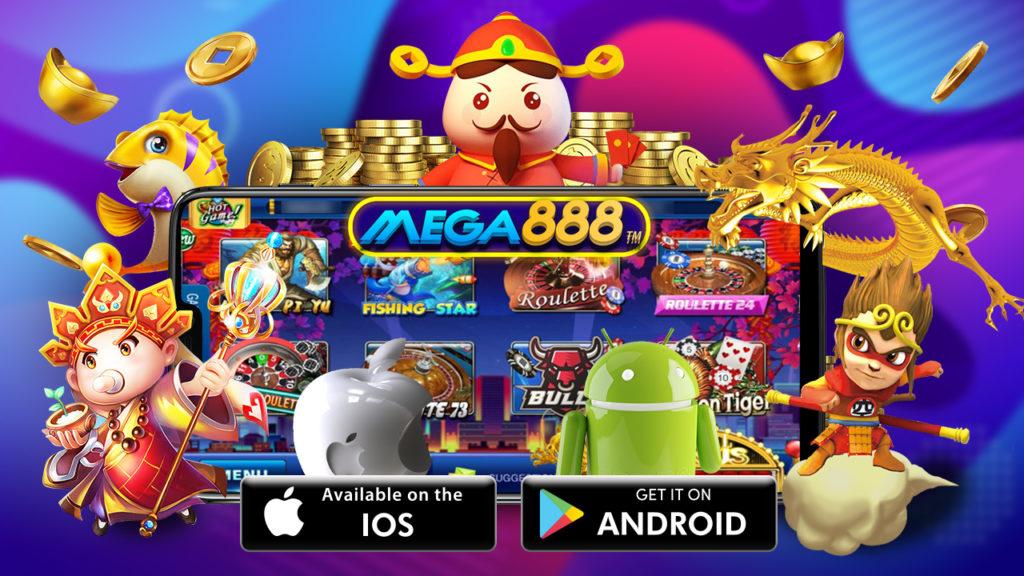 Playing Online Gambling Through Mega888 Client Apk